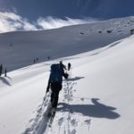 Climbing and ski touring in the Selkirk Mountains