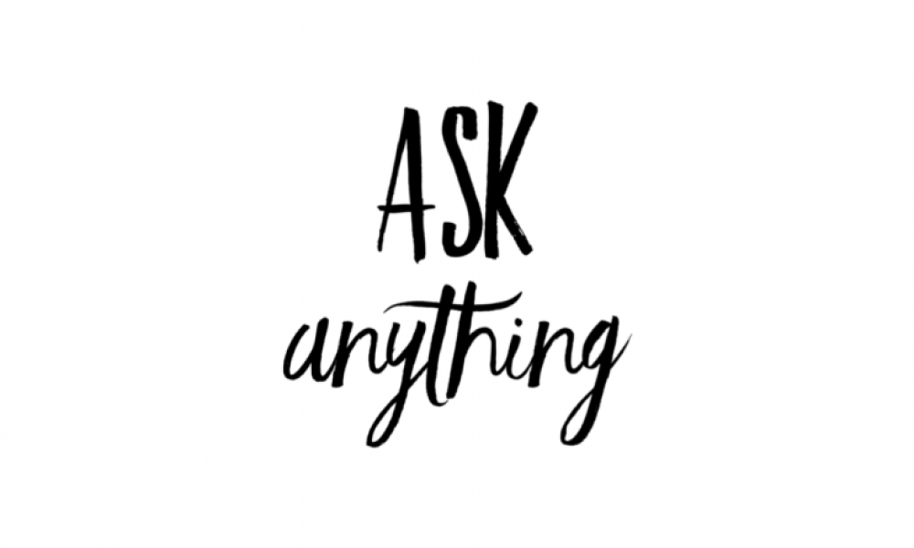 ask anything video series on my natural healer