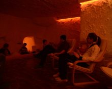 Salt Therapy to Reduce Symptoms of Common Cold and Cough