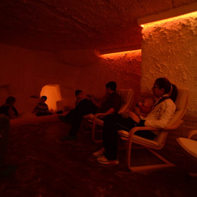 Salt Therapy as a Cure for the Common Cold and Cough